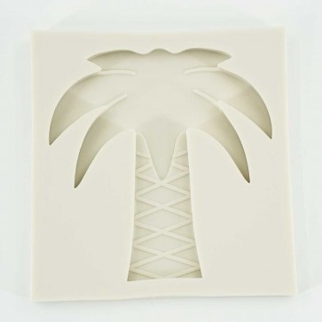 Palm Tree Silicone Mould
