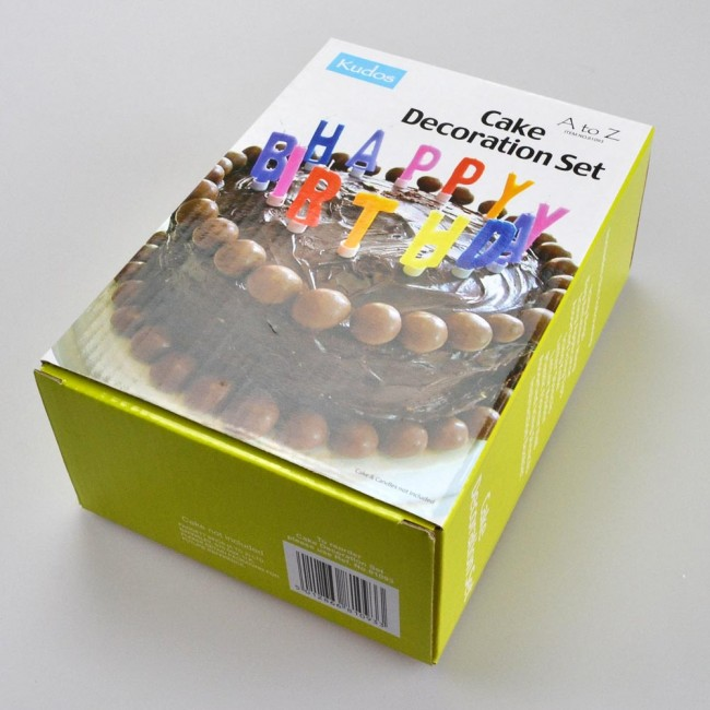 Cake Decoration Kit : 100 Piece Cake Decoration Starter Kit Bakers Bond