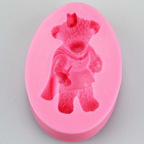 Pied Piper Teddy Bear Silicone Mould