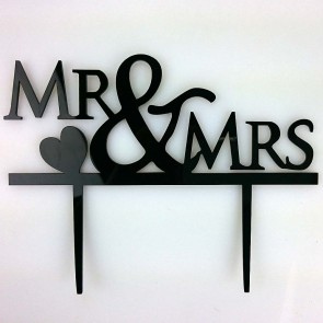 Acrylic Silhouette Cake Toppers Bakeware Bakers Bond