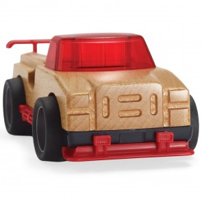 Motorworks FSS Flareside Truck 1.0 Wooden Car Vehicle