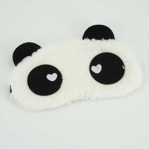 Panda Animal Cute Eye Mask for Sleeping Travel and Beauty with Elastic Straps