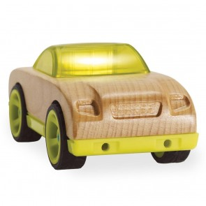 Motorworks XT Sport 1.0 Wooden Car Vehicle